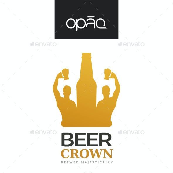 Royal Beer Crown Logo
