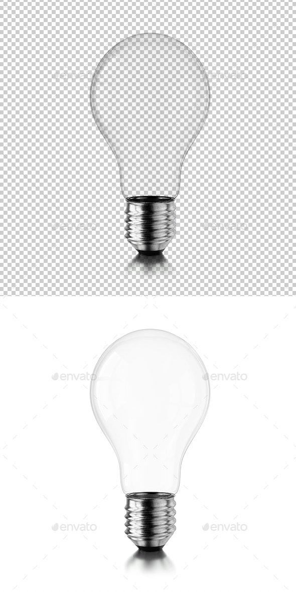 Lamp Bulb - Objects 3D Renders
