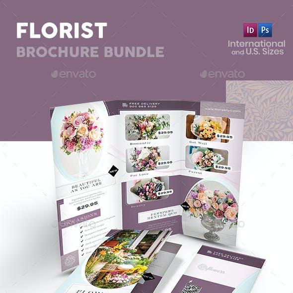 Florist Print Bundle 5
