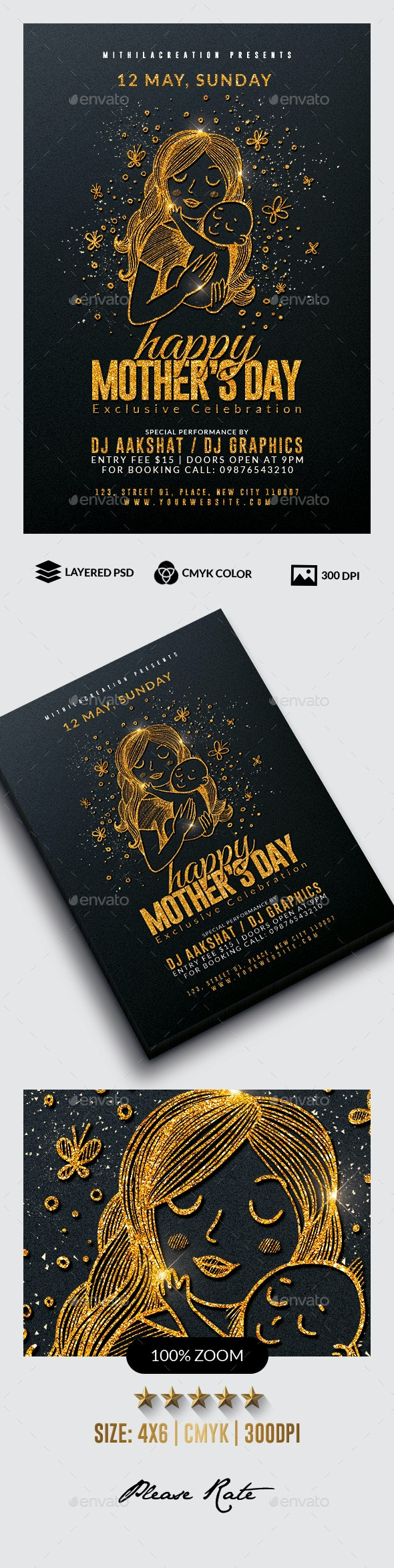Mothers Day - Holidays Events