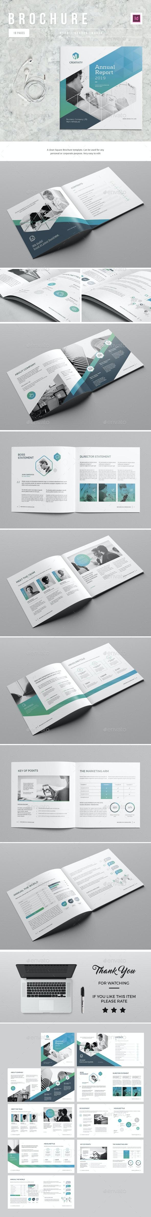 Annual Report - Corporate Brochures