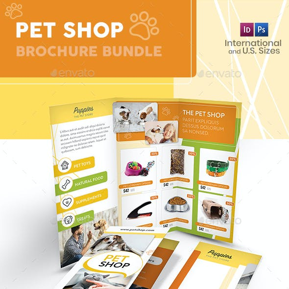 Pet Shop Print Bundle