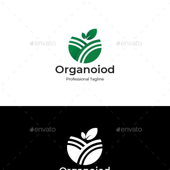 Organoiod Logo Template