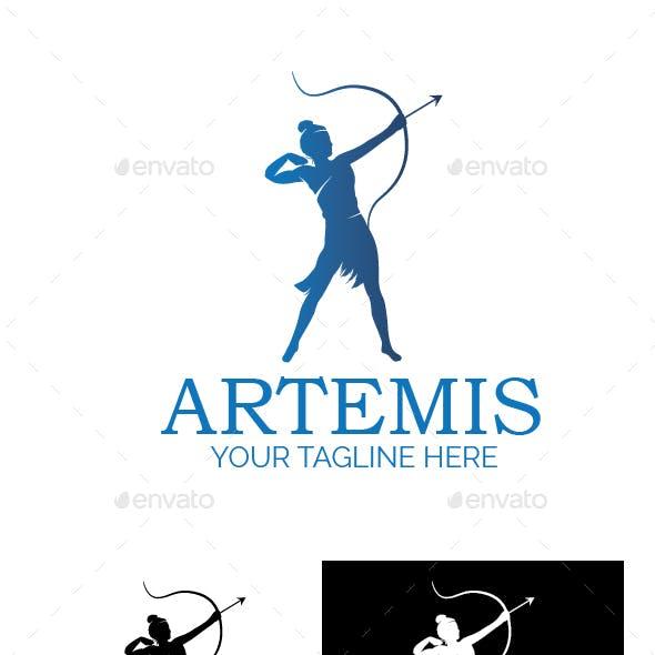 Artemis Archery Logo
