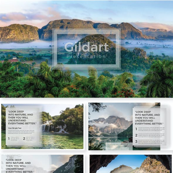 Gildart Keynote Template
