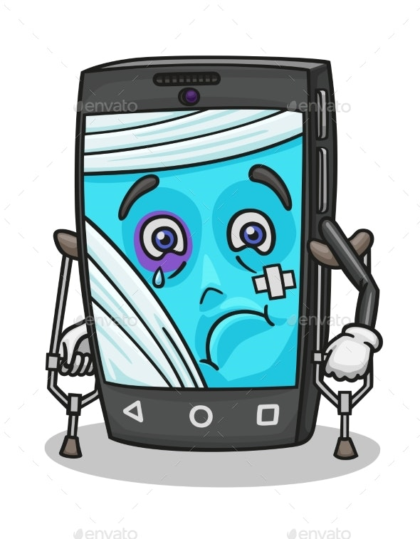Smartphone Broken and Needs Urgent Repair - Communications Technology