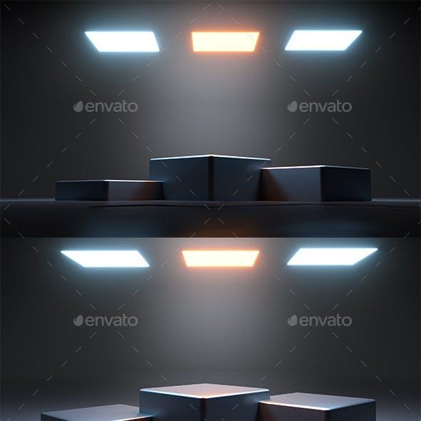 Winning Platform of the Three Centers 2