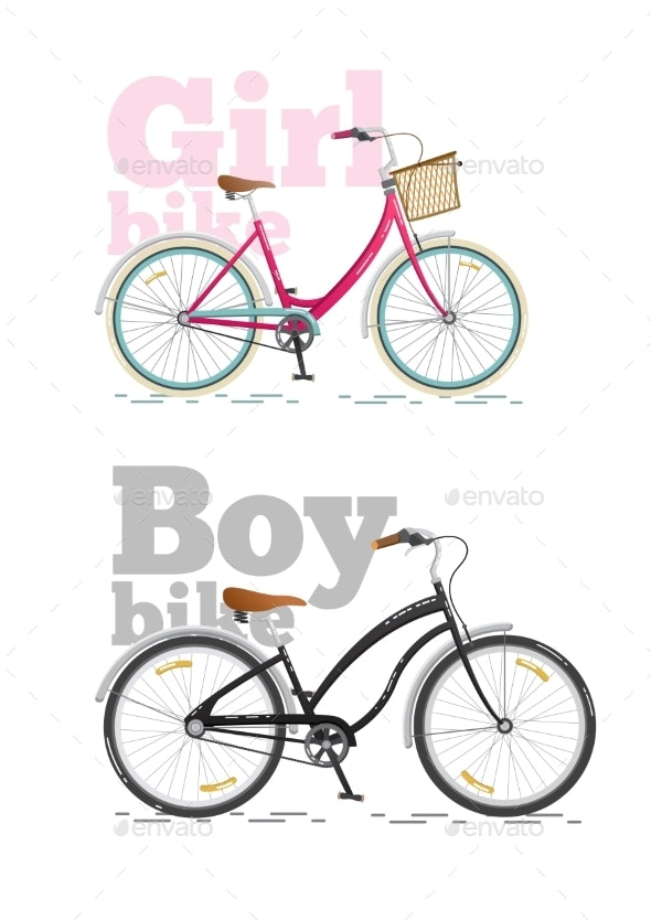 Sports Bike for the City - Man-made Objects Objects
