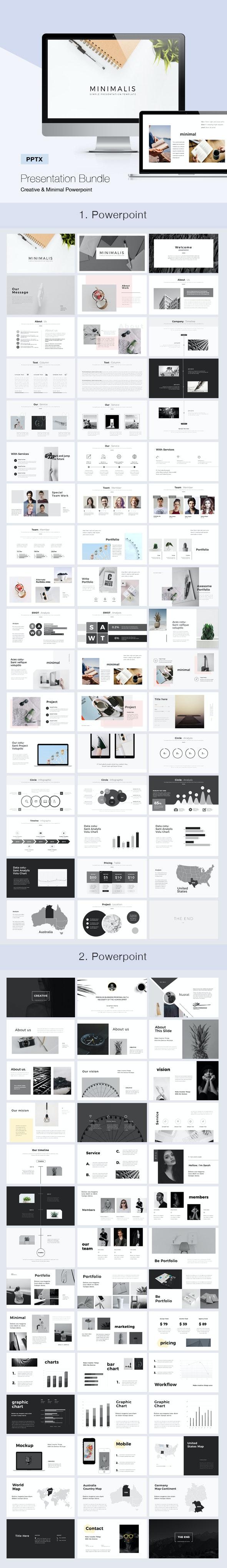 Powerpoint Bundle - PowerPoint Templates Presentation Templates