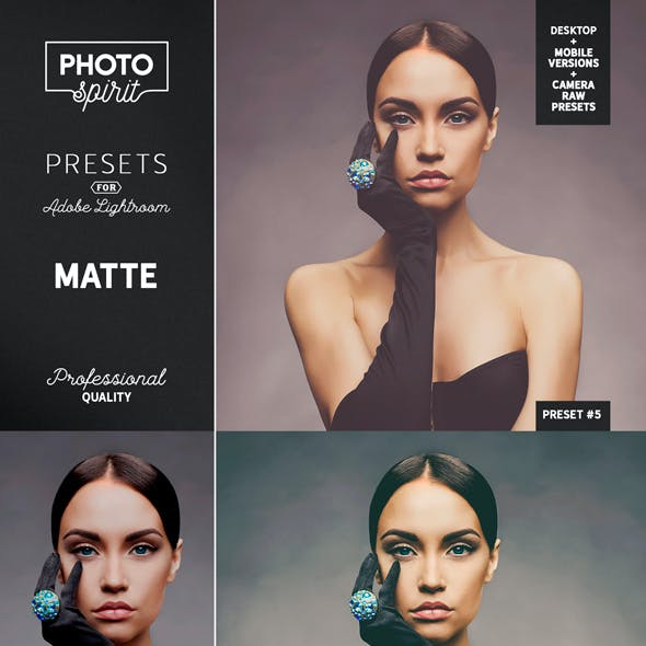 Presets Free Graphics, Designs & Templates from GraphicRiver