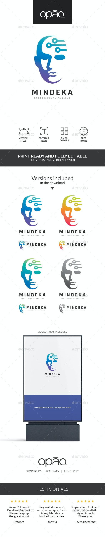 Human Mind Technologies Logo - Humans Logo Templates