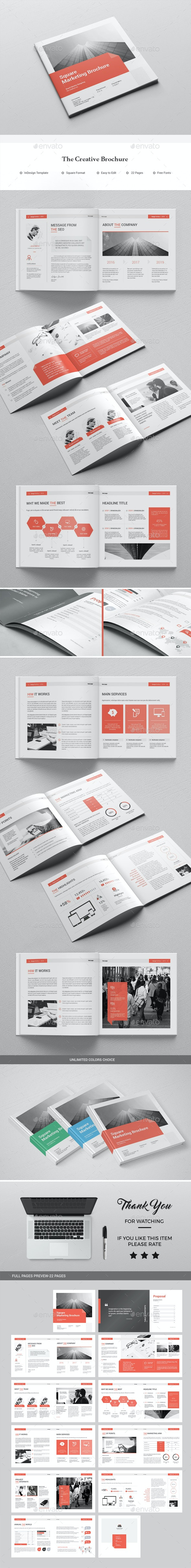 The Creative Brochure - Corporate Brochures