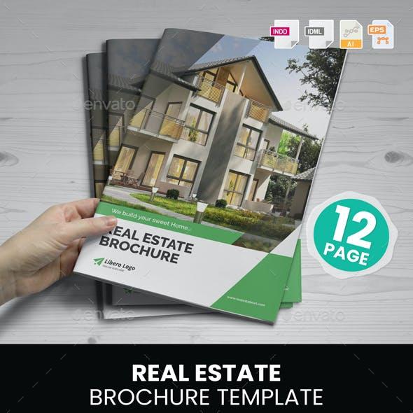 Real Estate Brochure Design v4