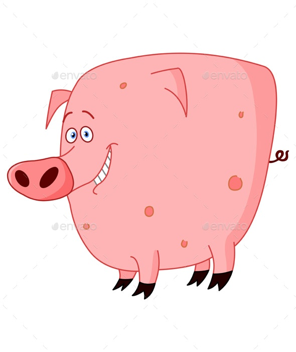Pig - Animals Characters