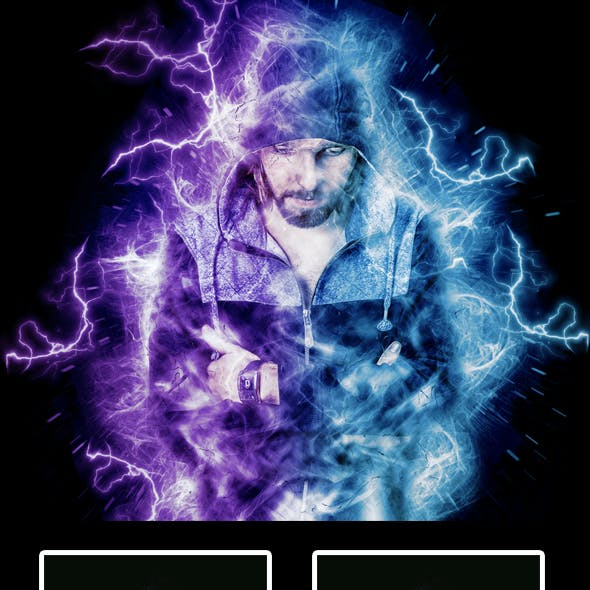 Power Photoshop Action Vol 2