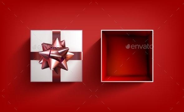 Surprise Gift Box - Miscellaneous Seasons/Holidays