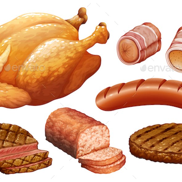 Various Meats