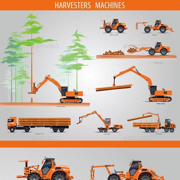 Harvesters Machines