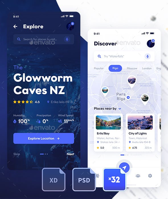 5 Best Web Elements & Templates  for May 2019