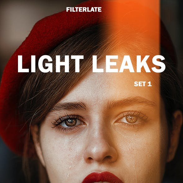Light Leaks Set 1 Actions