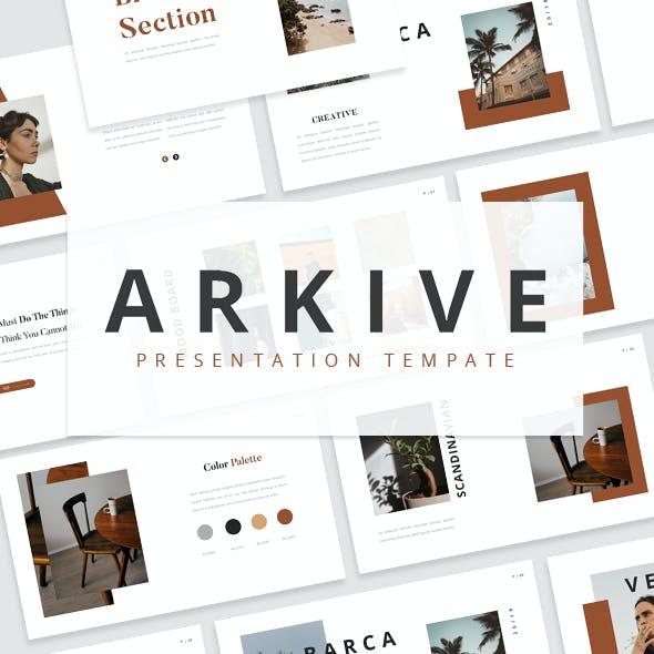 Arkive Google Slides