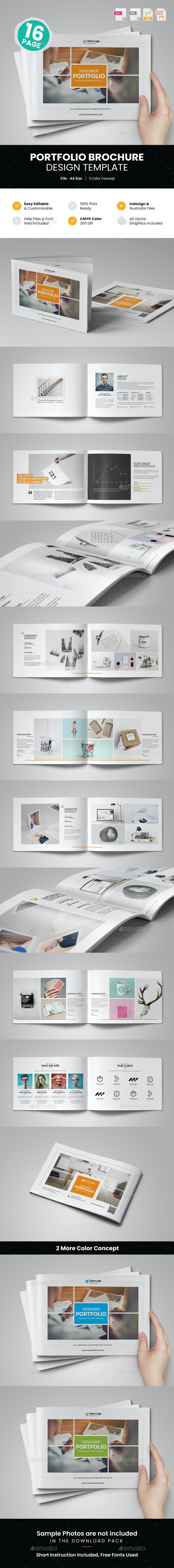 Portfolio Brochure Design v6 - Corporate Brochures