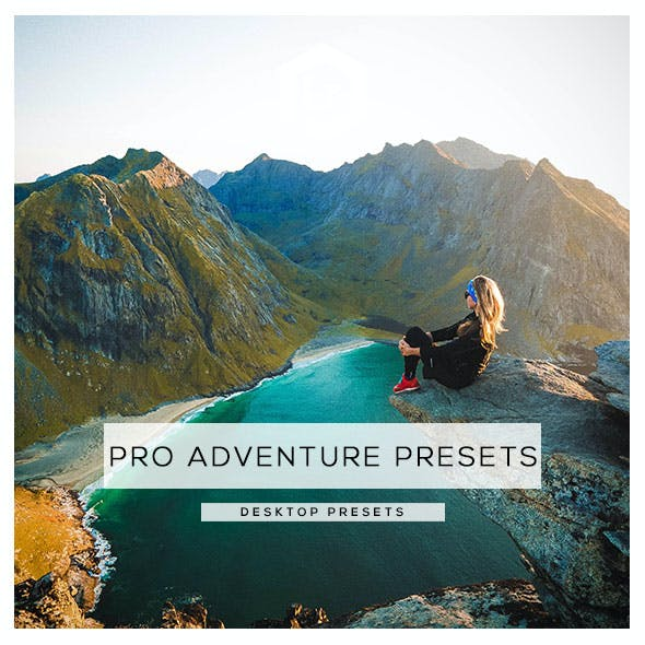 32 Pro Adventure Presets