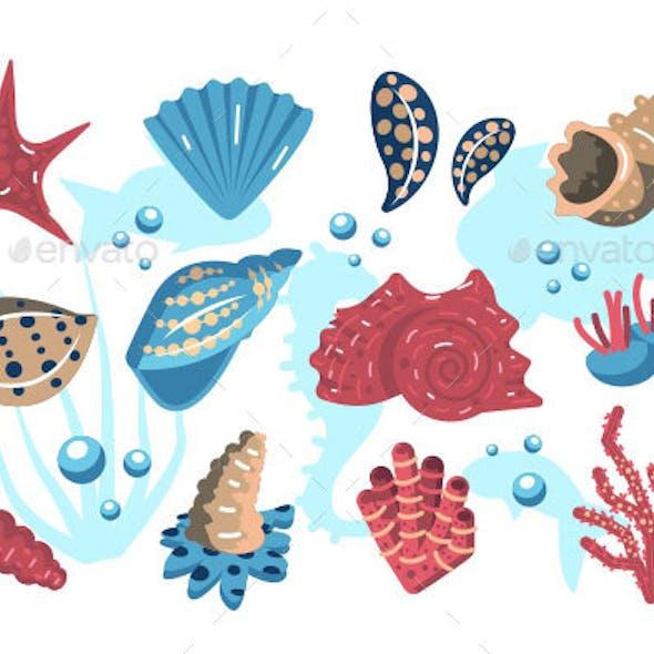 Underwater World Set