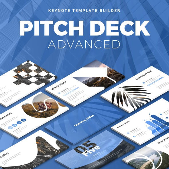 Pitch Deck Advanced Keynote