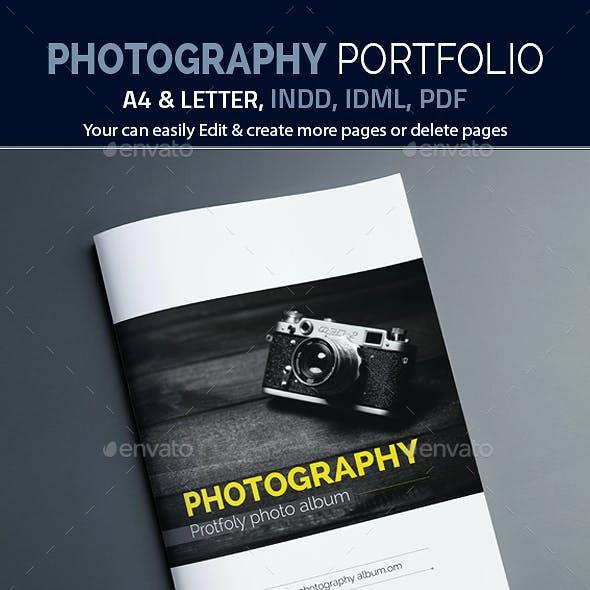 Photo Album Portfolio