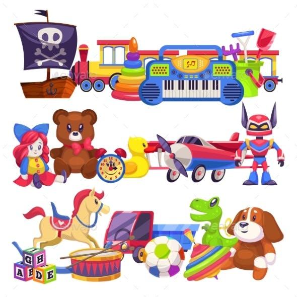 Toy Piles
