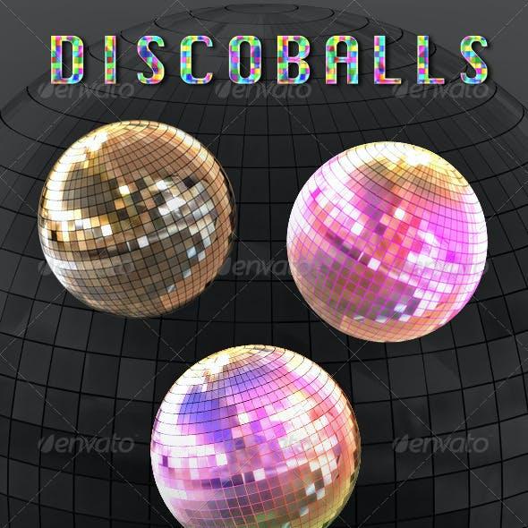 Disco Balls V1