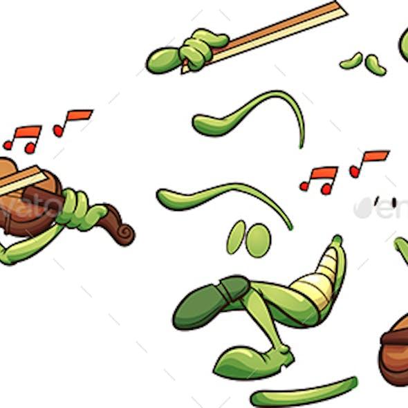 Grasshopper Violin