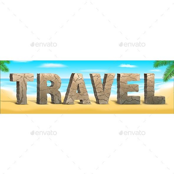 Travel Word - Travel Conceptual