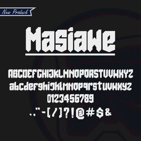 Masiawe
