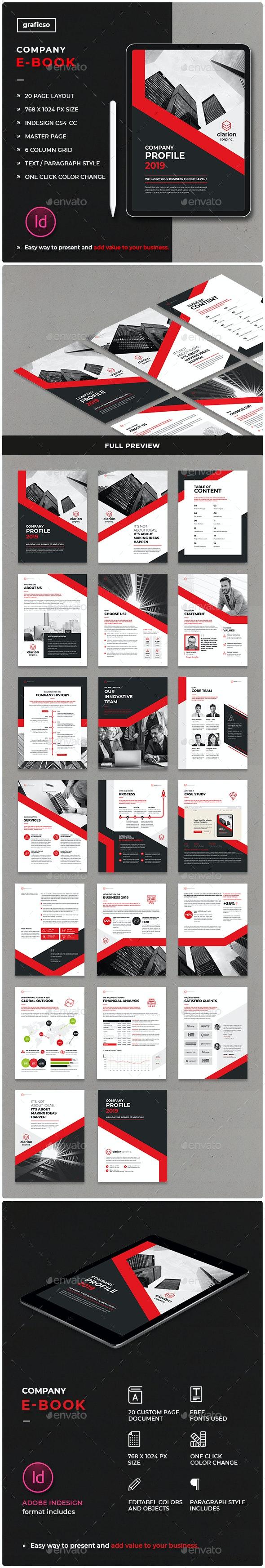Profile E-Book - Digital Books ePublishing