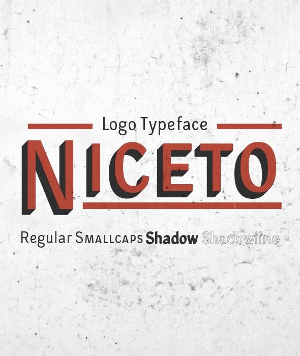 Niceto - Miscellaneous Sans-Serif
