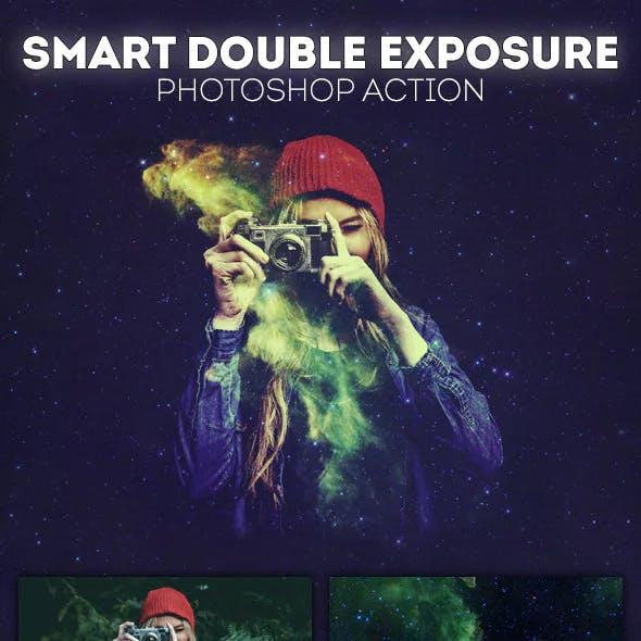 Smart Double Exposure