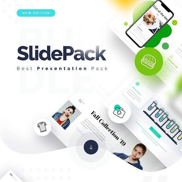 Slide Pack Multipurpose PowerPoint Presentation Pack