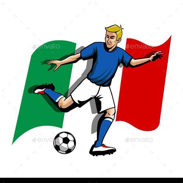 Soccerman Italy