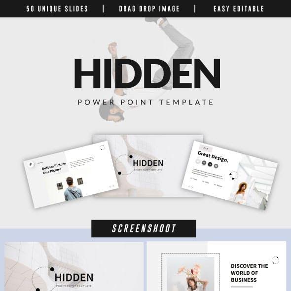 Hidden Business Powerpoint