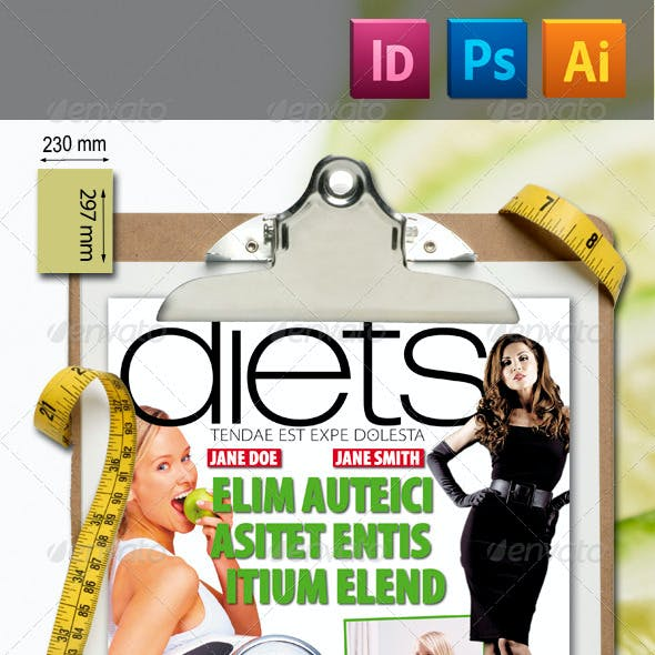 40 Pages Diets Magazine