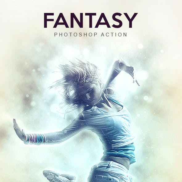 Fantasy - Photoshop Action