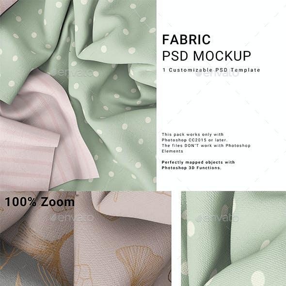 Fabric Mockup Set