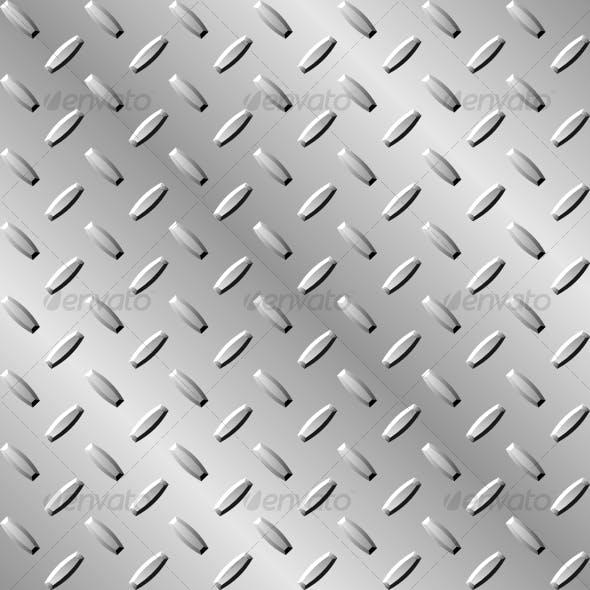 Seamless steel background