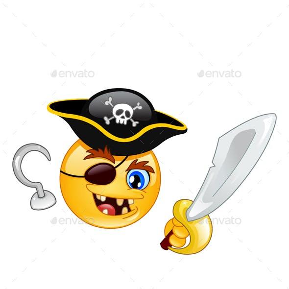 Pirate Emoticon