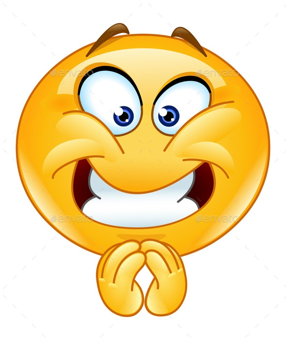 Pleasing Emoticon - People Characters