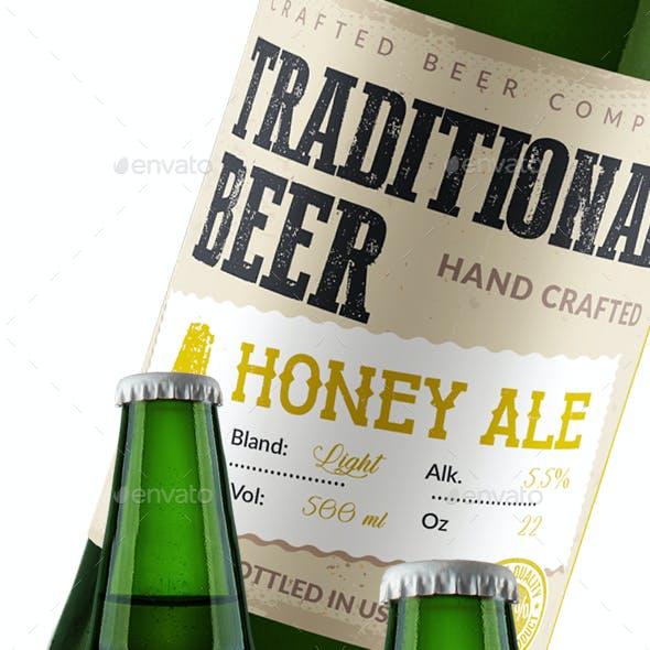 Beer Label v.2