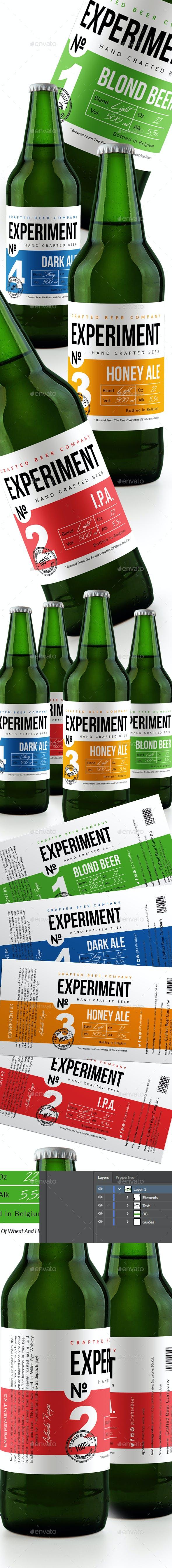 Beer Label v.3