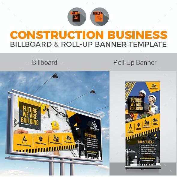 Construction Signage Bundle